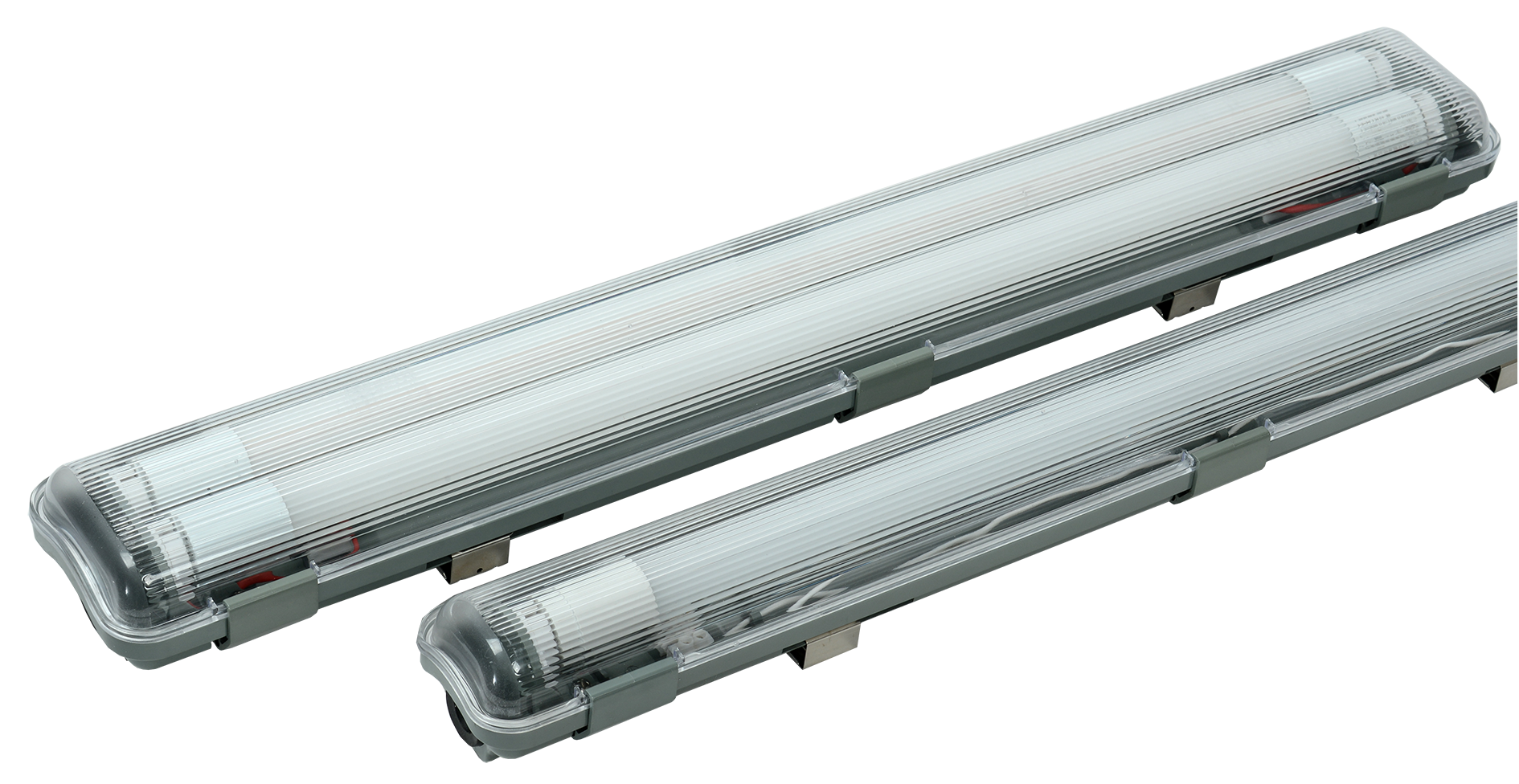Светильники ДСП IEK® под светодиодную лампу Т8 – до 15 в линию!